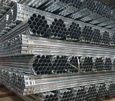 pre galvanised steel pipe manufacturer in india