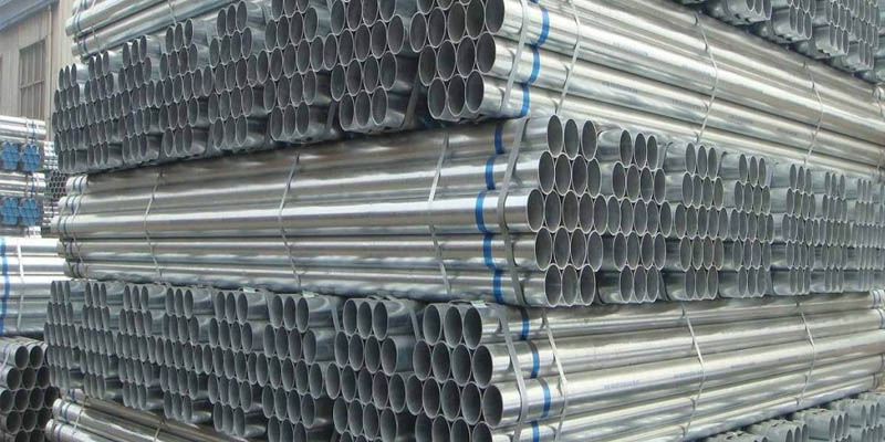 pre galvanized mild steel pipes tubes manufacturer supplier mumbai india