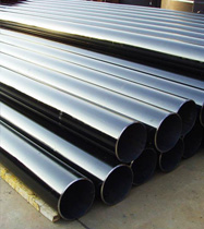 erw black steel pipes manufacturer exporter india